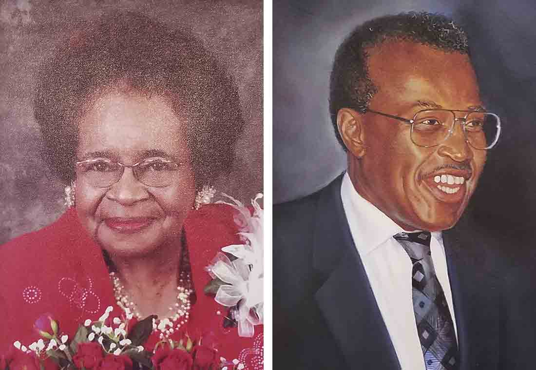 Our founders, the late Mrs. Lavenia B. Jacobs and the Honorable Joseph W. Summers